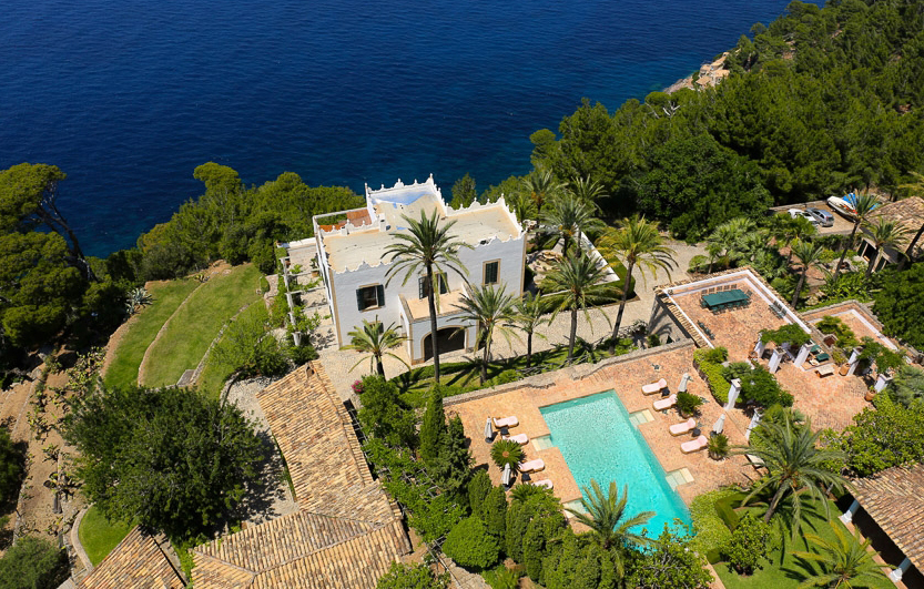 Michael Douglas Sells In Mallorca