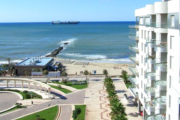 Palma front line apartment