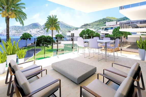 penthouse camp de mar